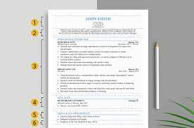 If you're looking for a way to bring your application to life, put a face to your name with a headshot resume template and cover letter combo. Resume Outline Example Outline For A Resume