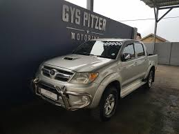 Toyota Hilux-3.0Kz-Te cars for sale | Find a used Toyota Hilux-3.0 ...