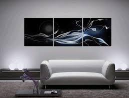 dark night art on canvas