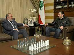 """Saad Hariri på Twitter: """"استقبل الرئيس سعد الحريري مساء اليوم في """"بيت  الوسط"""" الأمين العام للجماعة الإسلامية في لبنان عزام الأيوبي وعرض معه  الأوضاع العامة والتطورات.… https://t.co/MTNrLl6RPQ"""""""