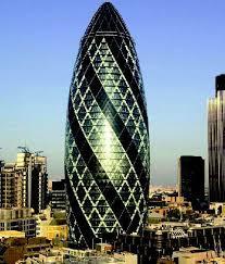 Gherkin - Egg Shaped Building