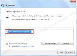 Bizhub c652ds, bizhub c552 configure the print settings, and print the document file. Download Driver Konica Minolta Bizhub C552 Driver Download Tested