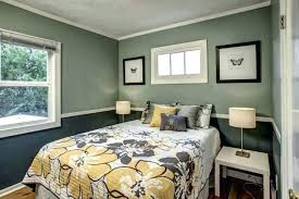Two Tone Grey Walls Two Tone Bedroom Inspiration For A Contemporary Bedroom  Remodel In With Gray . Two Tone Grey ...