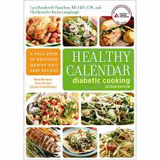 Diabetic Meal Plan Free Healthy Calendar Diabetic Cooking 2nd Edition
