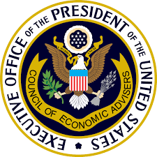 Image result for Council of Economic Advisers logo