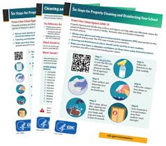 Cleaning Disinfection And Hand Hygiene In Schools A Toolkit For School Administrators Cdc