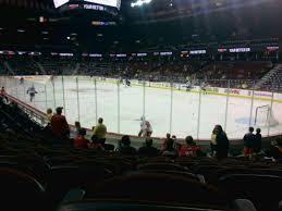 Scotiabank Saddledome Section 102 Row 11 Seat 11