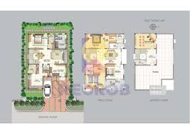 manjeera purple town floor plan