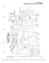 polaris 750 slt wiring diagram polaris discover your wiring 96 slt 780 cdi wiring diagram