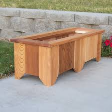 Planter coffee table Adrian Pearsall Chairish Woodcountry Cedar Planter Box Reviews Wayfair