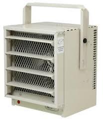 newair hardwired g73 240v 5,000 watt electric garage heater Wiring Garage Heater To Breaker Box newair g73 left 200 Amp Breaker Box Wiring