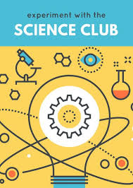 Science Themed Backgrounds Customize 143 Club Flyer Templates Online Canva