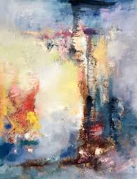 jinsheng you emotion 304 2017 oil painting abstract artist description