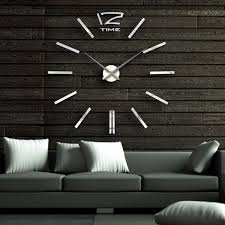 Small Picture 30 Large Wall Clocks That Dont Compromise On Style