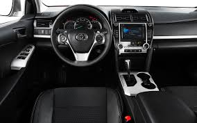 Toyota Tweaks 2014 Camry, Venza, Prius V, FJ Cruiser Pricing