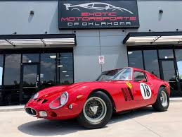 The ferrari 250 gto replica that cruise drove in the opening minutes of 2001's vanilla sky is looking for a new home. Used 1964 Ferrari 250 Gt Lusso For Sale 825 000 Exotic Motorsports Of Oklahoma Stock C321