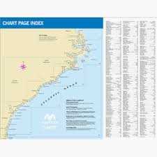 Icw Navigation Charts Maptech Paper Charts Maptech Chartkit Book W Companion Cd Norfolk Va To Florida And The Intracoastal Waterway