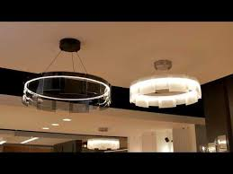 stratos led chandelier tech lighting