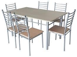 Table Et 6 Chaises Pas Cher Galerieherzog