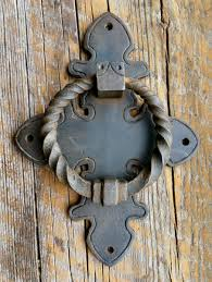 Spanish Cathedral Door knocker ring pull