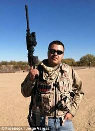 Arizona Correctional Officer Veteran Prison Officer Shot Dead Outside His Arizona Home As He Was