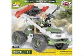 <b>Ракетный автомобиль</b> поддержки. <b>COBI</b> 2156.