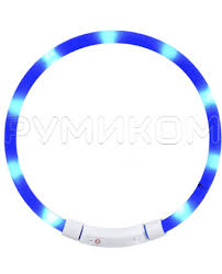Светящийся <b>ошейник Little</b> Beast Glowing Collar LED (XL81-5001 ...
