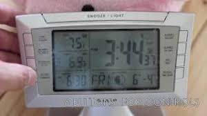 sharp alarm clock. get quotations · sharp spc 314 alarm clock