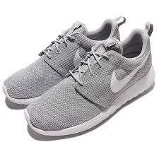 Details About Nike Rosherun Roshe One Run Grey White Men Running Shoes Sneakers 511881 023