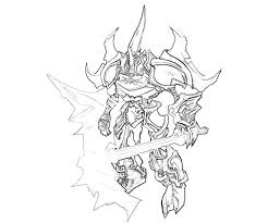 Monster Legends Coloring Pages