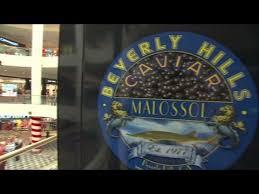 Beverly Hills Caviar Vending Machine Magnificent 48 Caviar From A Vending Machine YouTube