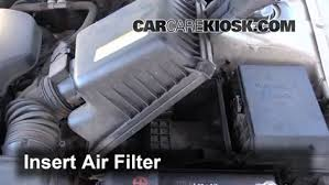 2006 2010 kia optima engine air filter check 2008 kia optima ex 2011 kia optima fuel filter insert the filter and put everything back in place