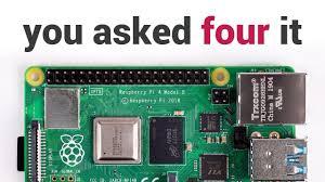 Raspberry Pi <b>4</b> on <b>sale</b> now from $35 - Raspberry Pi