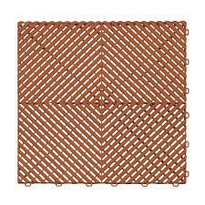 ribtrax terra cotta floor tiles