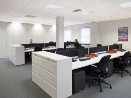 open layout office. Open Plan Office With Black Pedestals #openplanoffice Cubicles.com Layout A