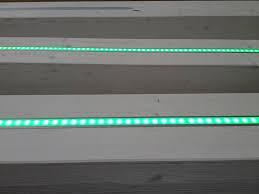 Soffitto In Legno Illuminazione : Strisce a led per travi illuminazione in legno