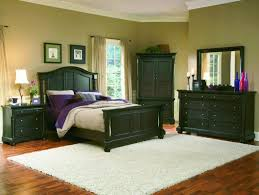 Traditional Black Furniture For Simple Bedroom 4 Home Ideas
