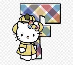 Hello Kitty Birthday Card Easy Cute Hello Kitty Drawing