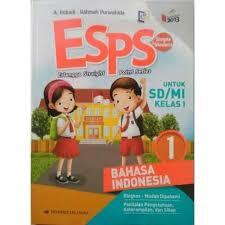 Kurikulum bahasa indonesia mi 2013. Jual Esps Bahasa Indonesia 1 Untuk Sd Mi Kelas I Kurikulum 2013 Revisi Ba Jakarta Barat Vinadual Tokopedia