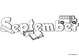 Small Picture September coloring page Coloring PagesPrintablesTemplates