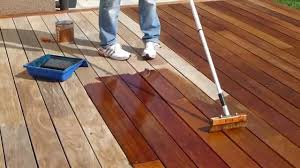 How To Restore Weathered Wooden Decking Pechar S R O Youtube Deck Stain For Old Wood