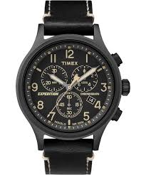 mens outdoor watches timex expedition scout chrono