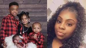 Amber Alert issued for 4 missing kids ...