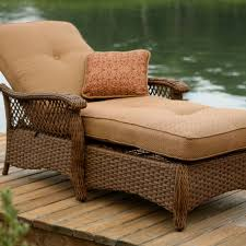 fortable outdoor chaise lounge for your outdoor design veranda agio outdoor woven chaise lounge by