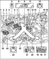 audi a6 engine bay diagram audi wiring diagrams