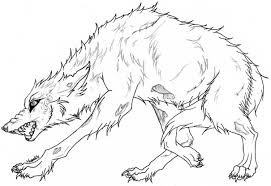 Wolves Coloring Pages Coloringsuite Fun Time
