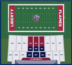 Liberty Football Seating Chart Liberty Flames Football Season Ticket Prices Camelview At
