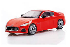 Суперкар <b>Maserati</b> GranTurismo Sport. <b>Конструктор COBI</b>