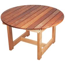 outdoor table. Outdoor Round Table O