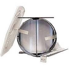 bathroom extractor fan b q broan round 100 cfm exhaust bathroom fan with light